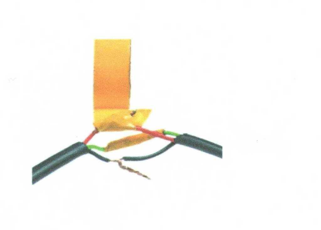 Варианты соединения проводов
